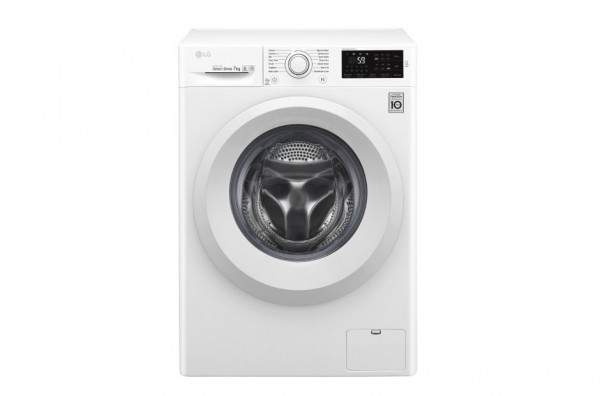 LG Mašina za pranje veša F2J5QN3W A+++, 1200 obrmin, 7 kg