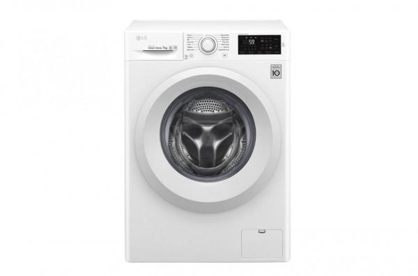 LG Mašina za pranje veša F2J5QN3W A+++, 1400 obrmin, 8 kg