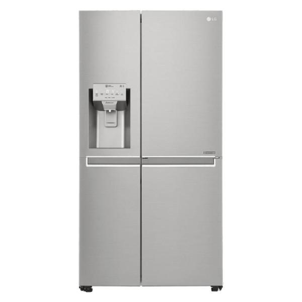 LG Side by side frižider GSJ961NEBZ No Frost, A++, 405 l, 196 l