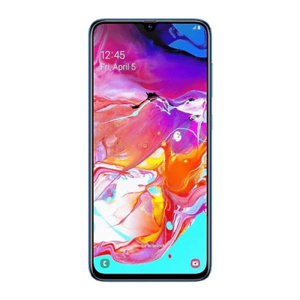 SAMSUNG Galaxy A70 1286 GB (Plavi)- SM-A705FZBUSEE, 6.7'', Octa Core, 6 GB, 32.0 Mpix + 8.0 Mpix + 5.0 Mpix