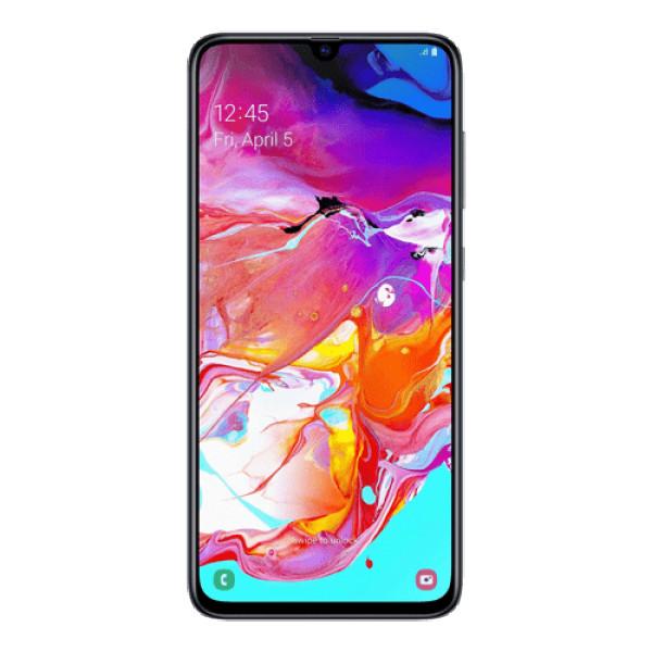 SAMSUNG Galaxy A70 1286 GB (Crni)- SM-A705FZKUSEE, 6.7'', Octa Core, 6 GB, 32.0 Mpix + 8.0 Mpix + 5.0 Mpix
