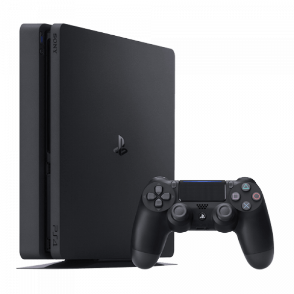 SONY PlayStation 4 Slim - PS4, 500GB, 1 kontroler, Crna