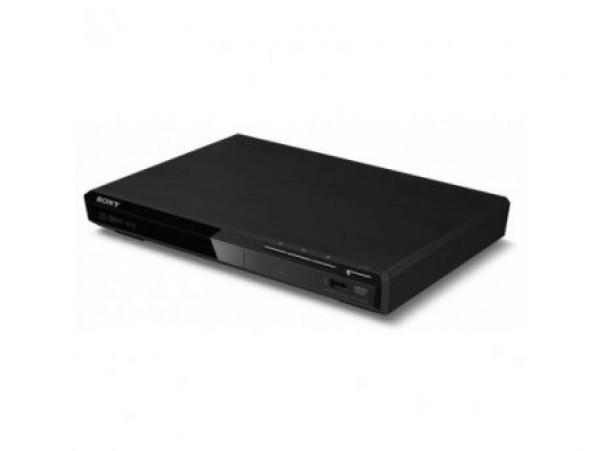 SONY DVD Player DVP-SR370, USB, DVPSR370B.EC1