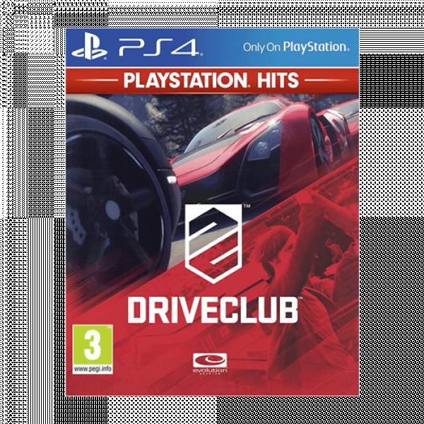 PS4 Driveclub - Playstation Hits Vožnja