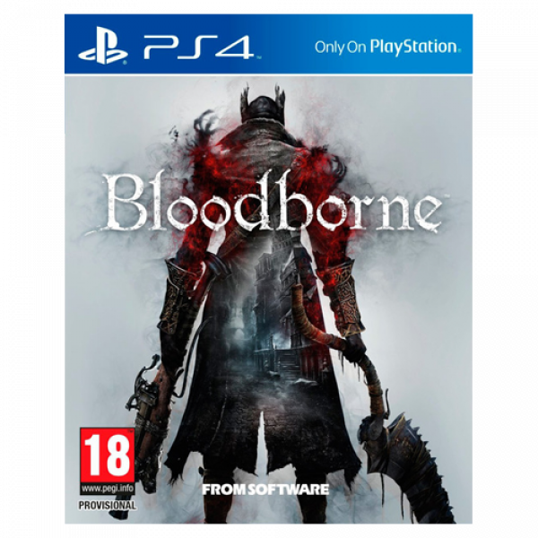 PS4 Bloodborne RPG