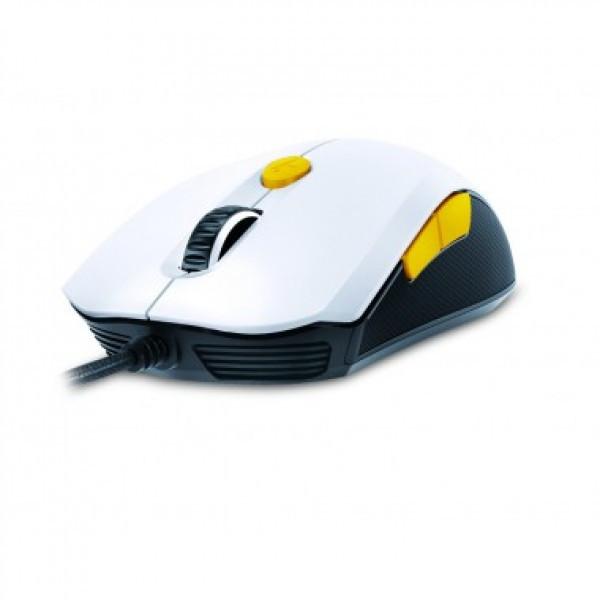 Genius Scorpion M6-600 optički gejmerski miš 5000dpi beli