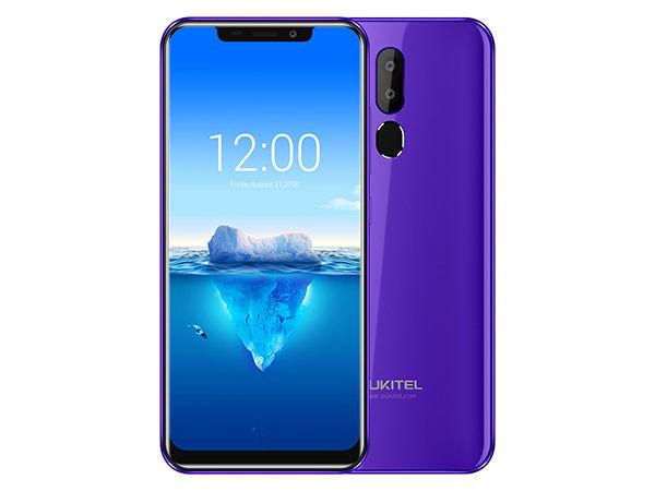 Smart phone4G/MTK6739/Quad-Core1.5GHz/6.18''HD /16GB/2GB/8MP+2MP/5MP/3300mAh/DualSIM/Android8.1 ( 91453 )
