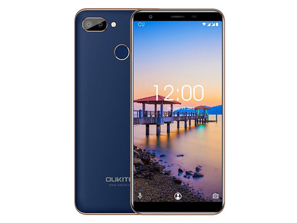 Smart phone4G/MTK6739V/Quad-Core 1.3GHz/5.45'' HD/16GB/3GB/Dual 8MP+0.3MP/2MP/3400mAh/Dual/Android8.1 ( 91503 )