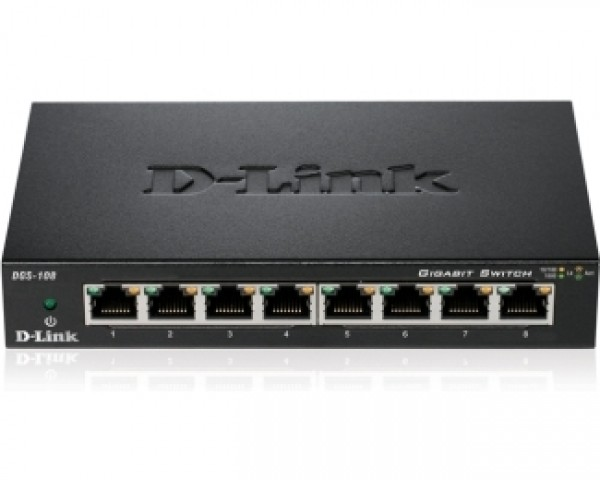 D-LINK DGS-108 8port switch