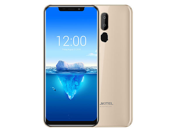 Smart phone4G/MTK6739/Quad-Core1.5GHz/6.18''HD /16GB/2GB/8MP+2MP/5MP/3300mAh/DualSIM/Android8.1 ( 91452 )