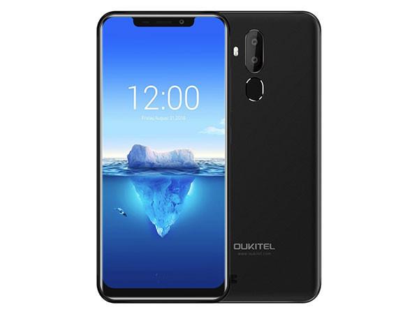 Smart phone3G/MTK6580/Quad-Core1.3GHz/6.18''HD /16GB/2GB/8MP+0.3MP/2MP/3300mAh/DualSIM/Android8.1 ( 95389 )