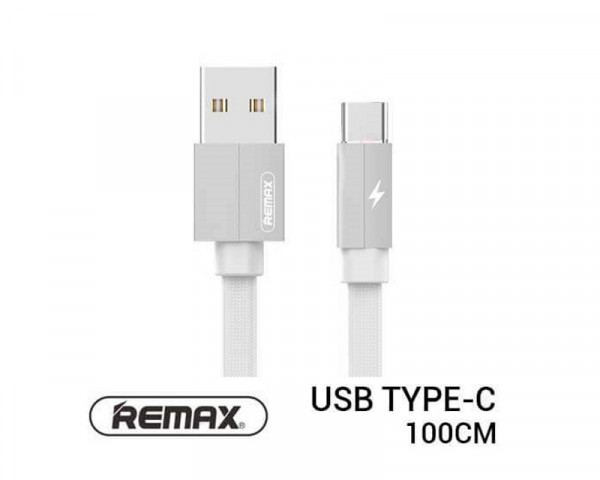 REMAX RC-094a white 1m USB Type-C Kerolla Data kabl