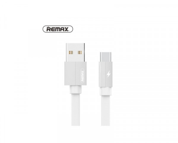 REMAX RC-094a white 2m USB Type-C Kerolla Data kabl