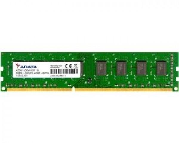 A-DATA DIMM DDR3 4GB 1600MHz ADDU1600W4G11-B