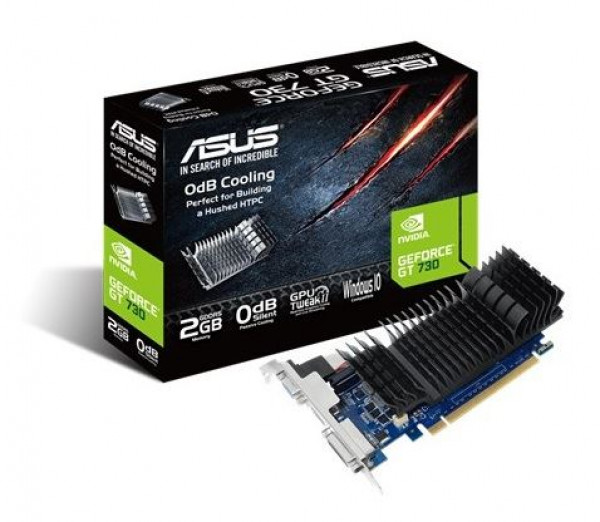 VGA PCIe ASUS GT730-SL-2GD5-BRK