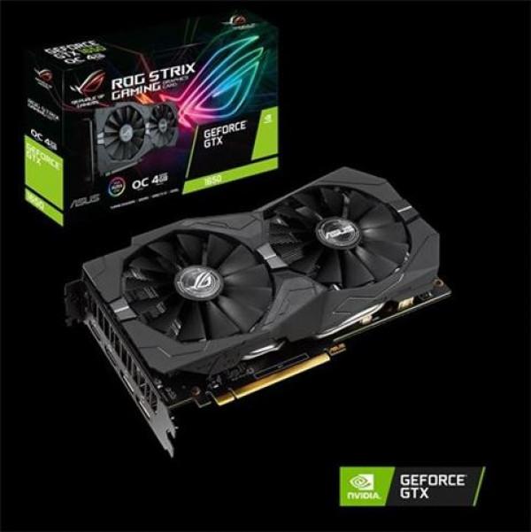 VGA PCIe ASUS STRIX-GTX1650-O4G-GAMING