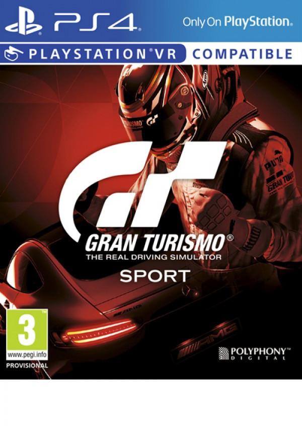 Video Igra PS4 GT Sport