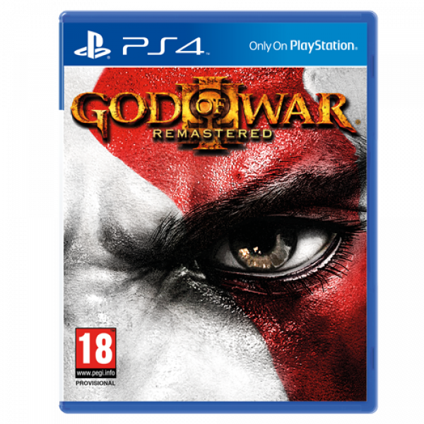 Video igra PS4 God of War 3