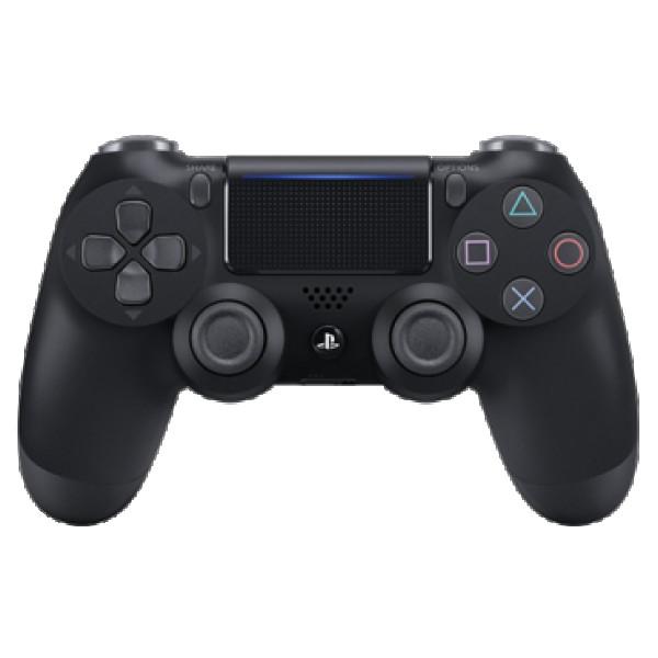 SONY PlayStation 4 Dualshock Controller V2 Osmosmerni kursor, USB, Bluetooth, PlayStation, Crna
