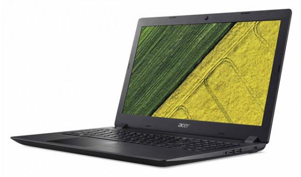Notebook Acer A315-53 Celeron 3867U8GB128GBBlack