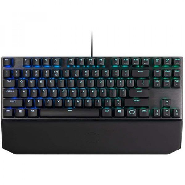 COOLER MASTER CM MasterKeys MK730 Gaming brown switch tastatura (MK-730-GKCM1-US)