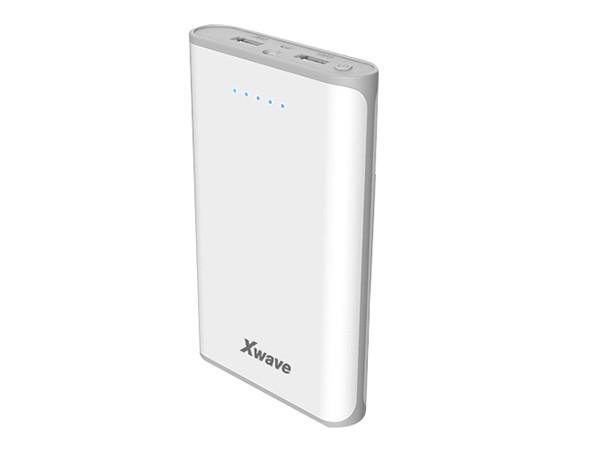Dodatna baterija(backup) 8000mAh/imput/output2A / dual USB/, USB&USB micro kab ( 86309 )