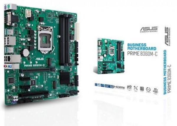 MBO ASUS 1151_v2 PRIME B360M-C