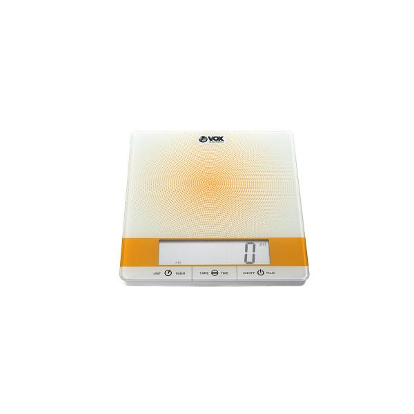 VOX- Vaga kuhinjska KW-1005 zuta