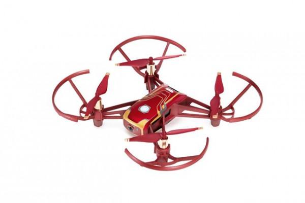 DRON Ryze Tech TELLO Iron Man Edition *powered by DJI
