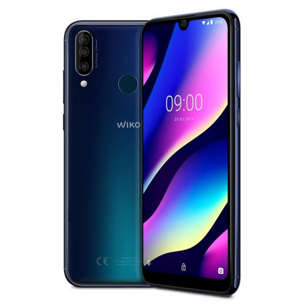 WIKO VIEW 3 LITE  Night Blue ( WIKVIELITMADWANTST )