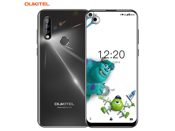 Smart phone4G/MT6763V/Octa-Core 2.0GHz/6.35'' HD/64GB/4GB/Triple 13MP+5MP+2MP/5MP/3900mAh/Android9.0 026128