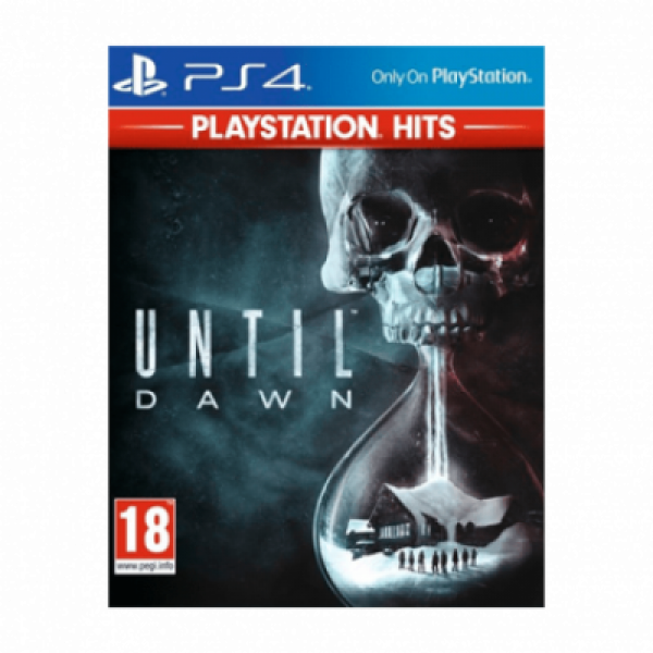 PS4 Until Dawn - Playstation Hits Avantura