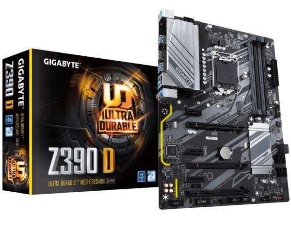 GIGABYTE Z390 D rev. 1.0