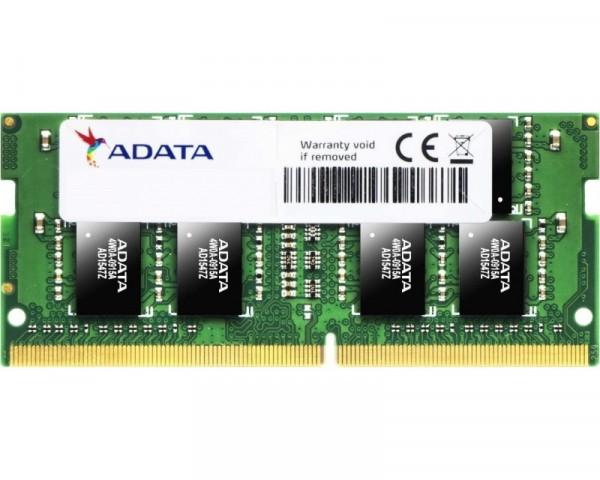 A-DATA SODIMM DDR4 8GB 2666Mhz AD4S266638G19-B