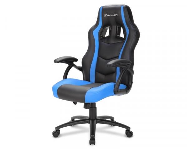 SHARKOON Skiller SGS1 crno-plava stolica