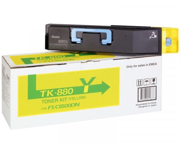 KYOCERA TK-880Y žuti toner