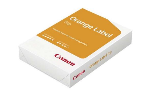 Canon orange  label A4 paper 80