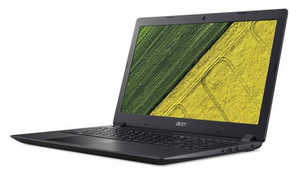 Notebook Acer A315-53-C2L2 15.6''FHDCeleron 3867U8GB500GBBlack