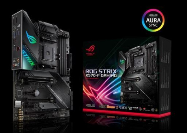 MBO ASUS AM4 STRIX X570-F GAMING