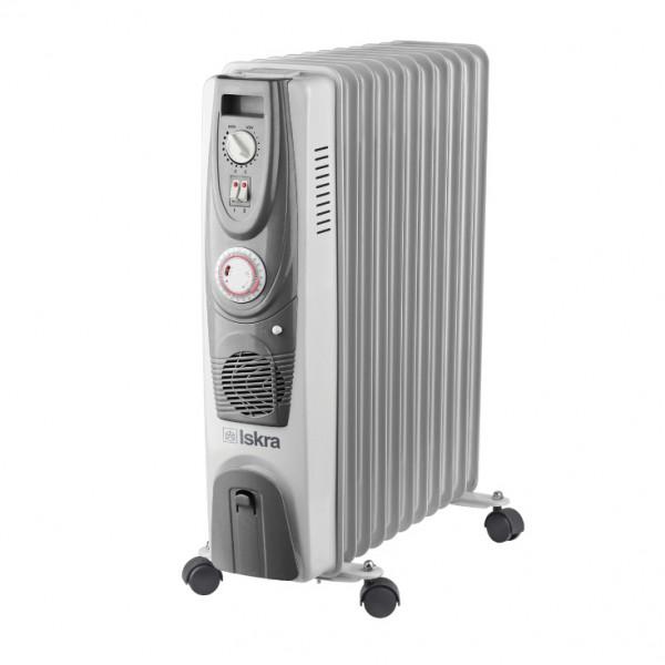 ISKRA uljni radijator 11 rebara sa ventilatorom YL-B07FT-11