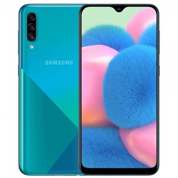 Samsung Galaxy  A30s, Zeleni
