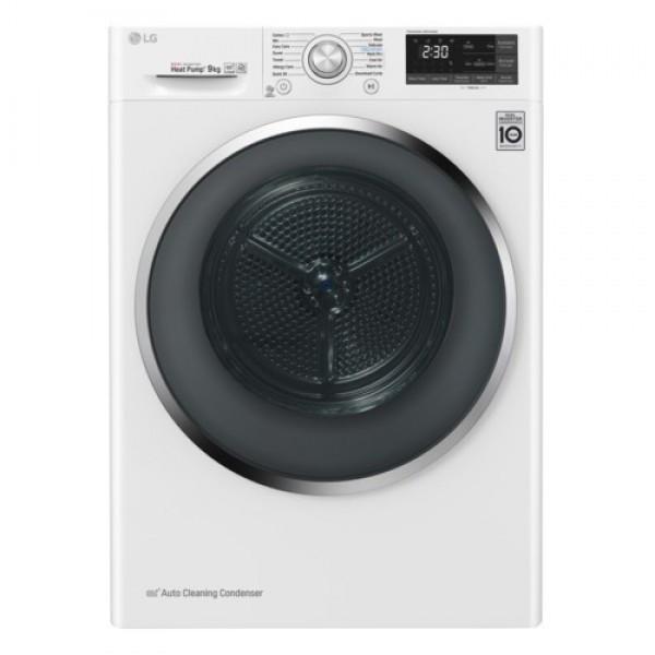 LG Mašina za sušenje veša 9 kgkondenzaciona, RC90U2AV2W