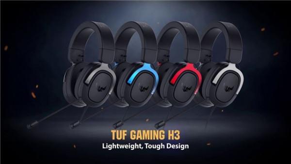 SLUŠALICE ASUS TUF Gaming H3 Gun Metal