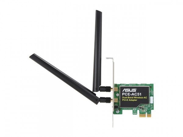 NET ASUS Wireless NIC PCE-AC51