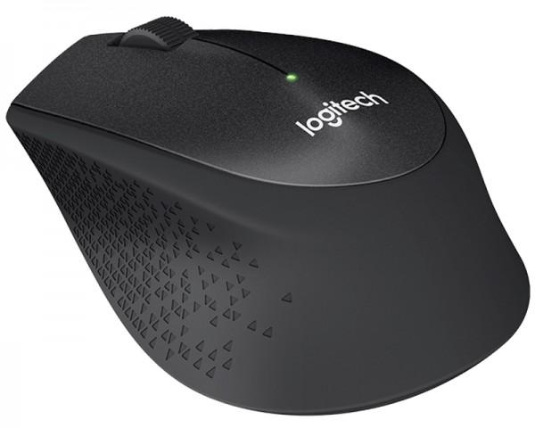 LOGITECH M330 Silent Plus Wireless crni miš