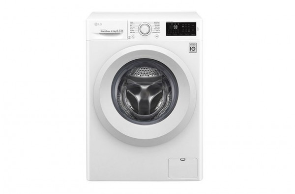 LG Mašina za pranje veša F2J5WN3W A+++, 1200 obrmin, 6.5 kg