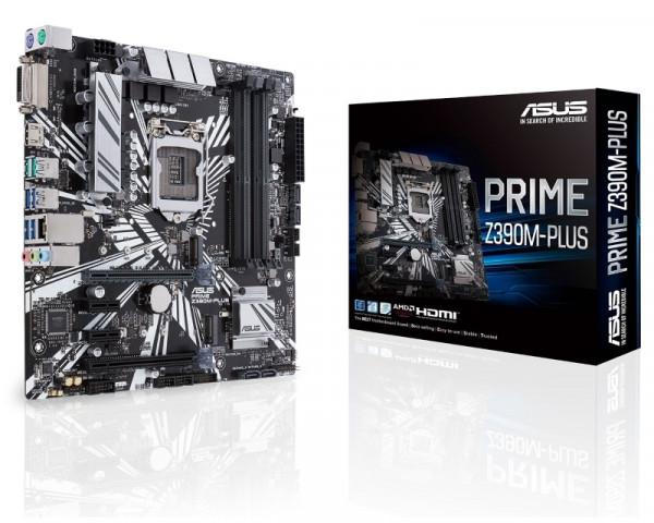ASUS PRIME Z390M-PLUS GAMING