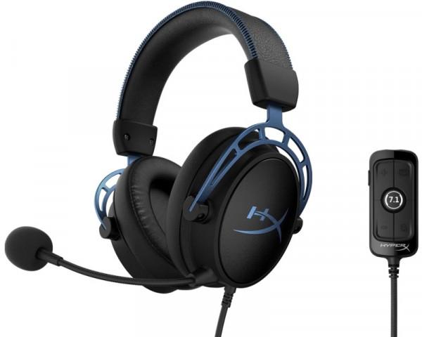 KINGSTON HyperX Slušalice sa mikrofonom HX-HSCAS-BLWW