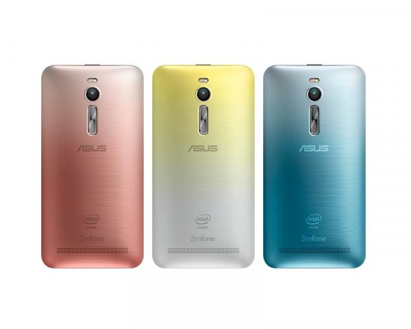 ASUS Zen Case Fusion maska za ZenFone 2 (ZE551ML) mobilni telefon crvena