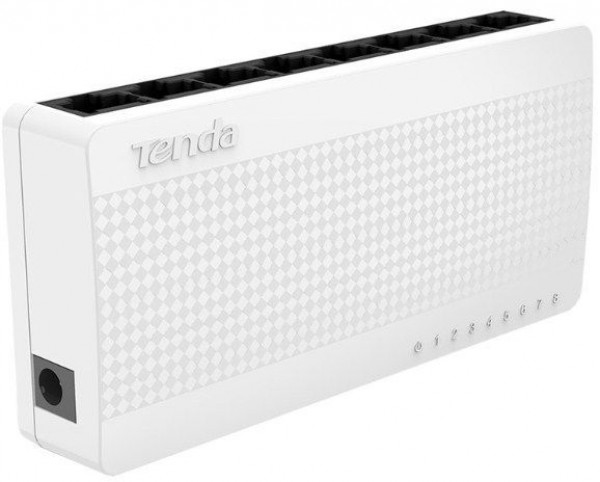 Tenda S108 LAN 8-Port 10/100 Switch